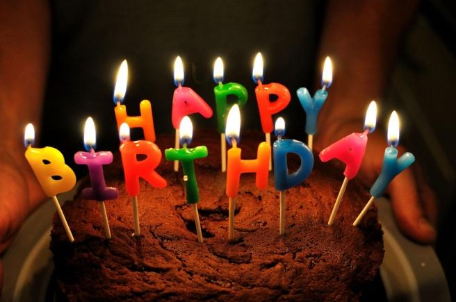 Happy Birthday. Credit@FlickrUser:WillClayton